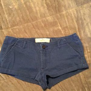 Hollister size 5 shorts